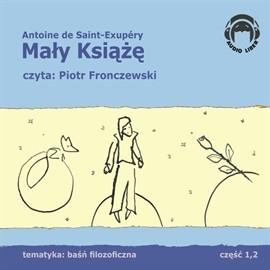okładka Mały Książęaudiobook   MP3   de Saint-Exupery Antoine