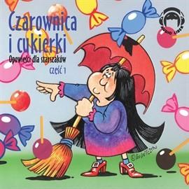 okładka Opowieści dla starszaków. Czarownica i cukierki. Część 1, Audiobook | zespół autorów