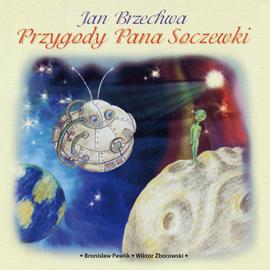 okładka Przygody Pana Soczewki, Audiobook | Jan Brzechwa