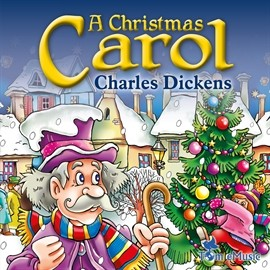 okładka A Christmas Carol, Audiobook | Dickens Charles