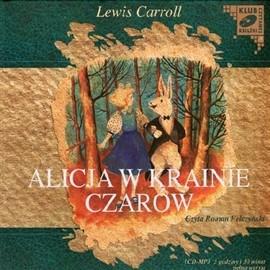 okładka Alicja w Krainie Czarówaudiobook   MP3   Carroll Lewis