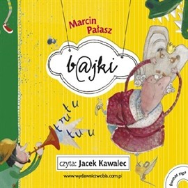 okładka B@jki, Audiobook | Pałasz Marcin