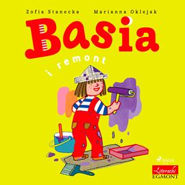 okładka Basia i remont, Audiobook | Stanecka Zofia
