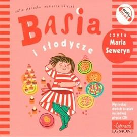 okładka Basia i słodycze & Basia i biwak , Audiobook | Stanecka Zofia