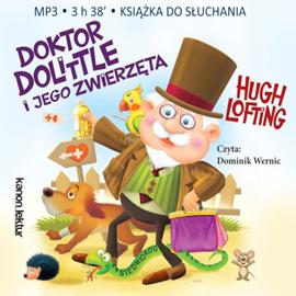 okładka Doktor Dolittle i jego zwierzęta, Audiobook   Lofting Hugh