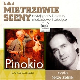 okładka Pinokio, Audiobook | Collodi Carlo