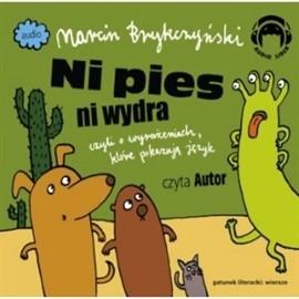 okładka NI PIES NI WYDRA, czyli o wyrażeniach, które pokazują język, Audiobook | Brykczyński Marcin