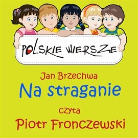 okładka Polskie wiersze - Na straganie, Audiobook | Brzechwa Jan