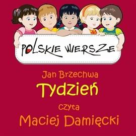 okładka Polskie wiersze - Tydzieńaudiobook | MP3 | Brzechwa Jan