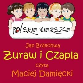 okładka Polskie wiersze - Żuraw i czapla, Audiobook | Brzechwa Jan