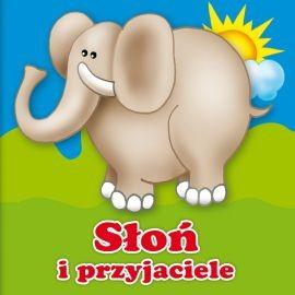 okładka Słoń i przyjaciele, Audiobook | Kuczyńska Magdalena