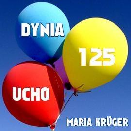 okładka Ucho, dynia, 125, Audiobook | Kruger Maria