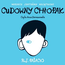 okładka Cudowny Chłopak, Audiobook | Palacio R.J.