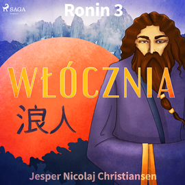 okładka Ronin 3 - Włócznia, Audiobook   Nicolaj Christiansen Jesper