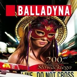 okładka Balladynaaudiobook | MP3 | Słowacki Juliusz