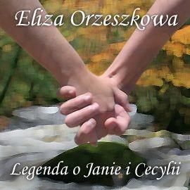 okładka Legenda o Janie i Cecylii, Audiobook | Orzeszkowa Eliza