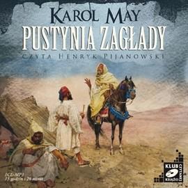 okładka Pustynia zagłady, Audiobook | May Karol
