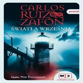 okładka Światła Września, Audiobook | Ruiz Zafon Carlos