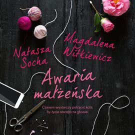 okładka Awaria małżeńska, Audiobook | Socha Natasza