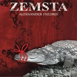 okładka Zemsta, Audiobook | Fredro Aleksander