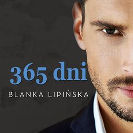 okładka 365 dni, Audiobook | Lipińska Blanka
