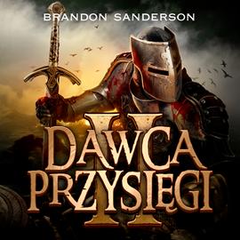 okładka Dawca przysięgi II, Audiobook | Sanderson Brandon