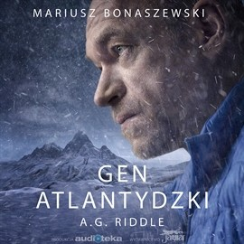 okładka Gen atlantydzki, Audiobook | Riddle A.G.
