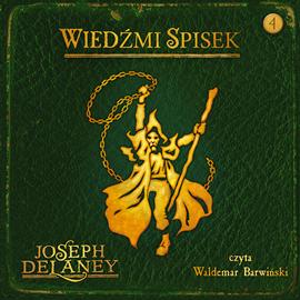 okładka Wiedźmi spisekaudiobook | MP3 | Joseph Delaney