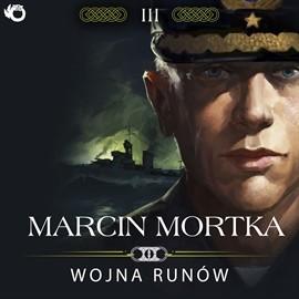 okładka Wojna runów, Audiobook | Marcin Mortka
