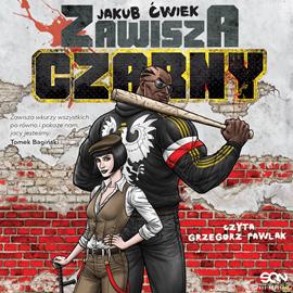 okładka Zawisza Czarnyaudiobook | MP3 | Jakub Ćwiek