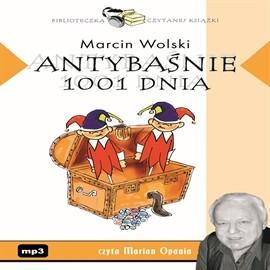 okładka Antybaśnie 1001. dnia, Audiobook | Marcin Wolski
