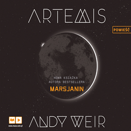 okładka Artemis, Audiobook | Weir Andy