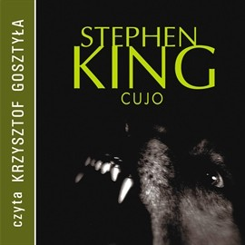 okładka Cujo, Audiobook | Stephen King