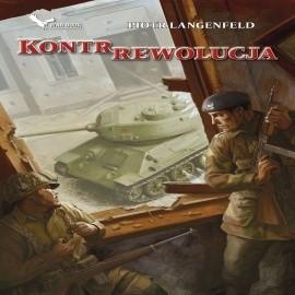 okładka Czerwona ofensywa. Tom 2. Kontrrewolucja, Audiobook | Langenfeld Piotr