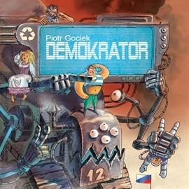 okładka Demokratoraudiobook   MP3   Piotr Gociek