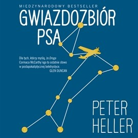 okładka Gwiazdozbiór Psa, Audiobook | Peter Heller