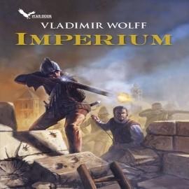 okładka Imperiumaudiobook | MP3 | Vladimir Wolff