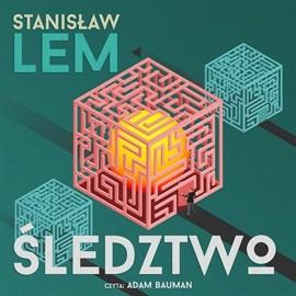 okładka Śledztwoaudiobook | MP3 | Stanisław Lem
