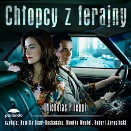 okładka Chłopcy z Ferajnyaudiobook | MP3 | Pileggi Nicholas