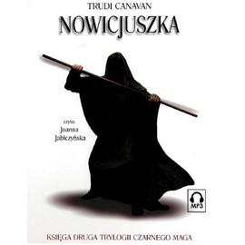 okładka Nowicjuszka - Księga II, Audiobook | Canavan Trudi