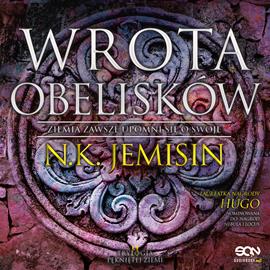 okładka Wrota obelisków, Audiobook | K. Jemisin Nora