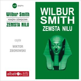 okładka Zemsta Nilu, Audiobook   Wilbur Smith