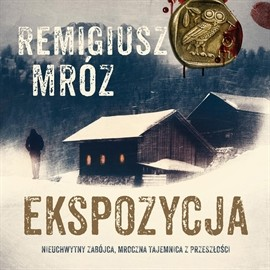 okładka Ekspozycja, Audiobook | Mróz Remigiusz