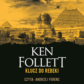 okładka Klucz do Rebekiaudiobook | MP3 | Ken Follett