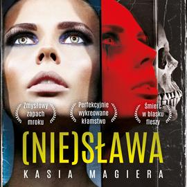 okładka (Nie)sława, Audiobook   Magiera Kasia
