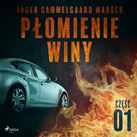 okładka Płomienie winy: część 1, Audiobook   Gammelgaard Madsen Inger