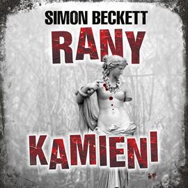 okładka Rany kamieni, Audiobook | Beckett Simon