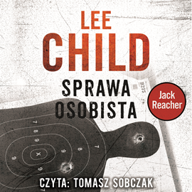 okładka Sprawa osobista, Audiobook | Lee Child