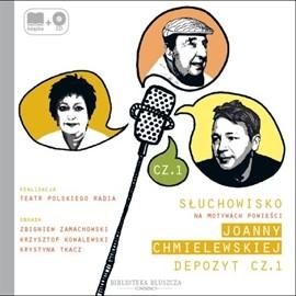 okładka Depozyt cz.1audiobook   MP3   Chmielewska Joanna