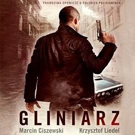 okładka Gliniarz, Audiobook | Marcin Ciszewski